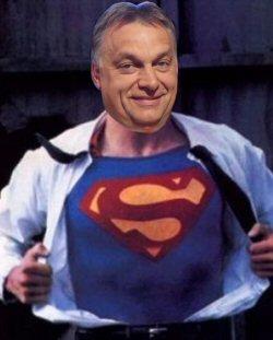 Orbán Viktor miniszterelnök úr az EU csúcson